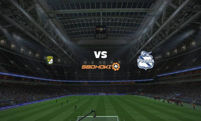 Live Streaming  León vs Puebla 3 Maret 2021 1
