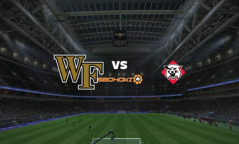 Live Streaming  Wake Forest vs Davidson 1 Maret 2021 1
