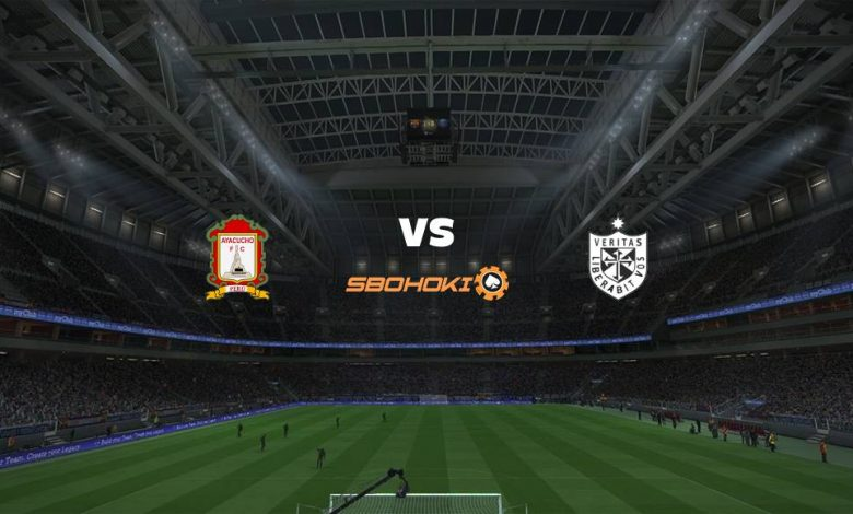 Live Streaming  Ayacucho FC vs San Martin 13 Maret 2021 1