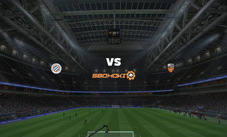 Live Streaming  Montpellier vs Lorient 3 Maret 2021 1