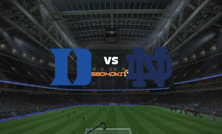 Live Streaming  Duke vs Notre Dame 13 Maret 2021 1