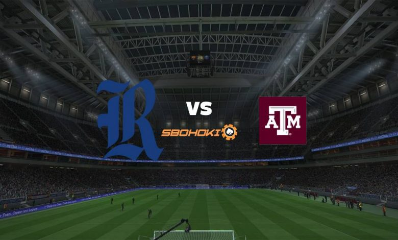 Live Streaming  Rice vs Texas A&M Aggies 16 Maret 2021 1