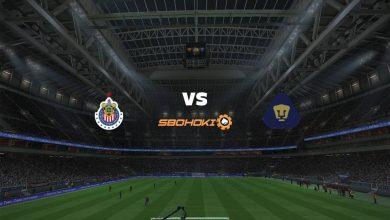 Photo of Live Streaming  Chivas Guadalajara vs Pumas UNAM 1 Maret 2021