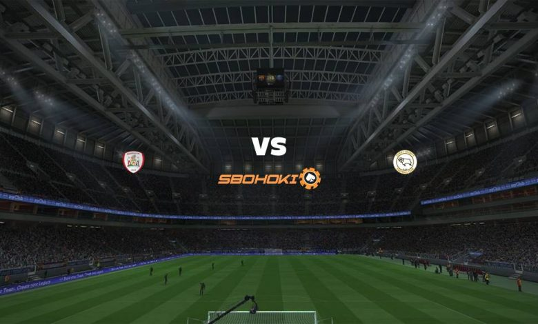 Live Streaming  Barnsley vs Derby County 10 Maret 2021 1