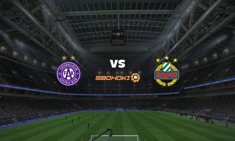 Live Streaming  Austria Vienna vs Rapid Vienna 7 Maret 2021 1