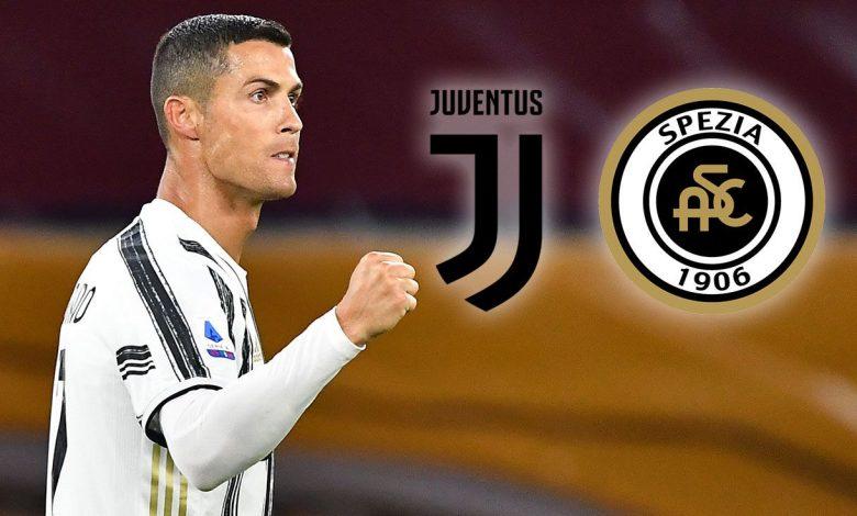 Prediksi: Juventus vs Spezia 1