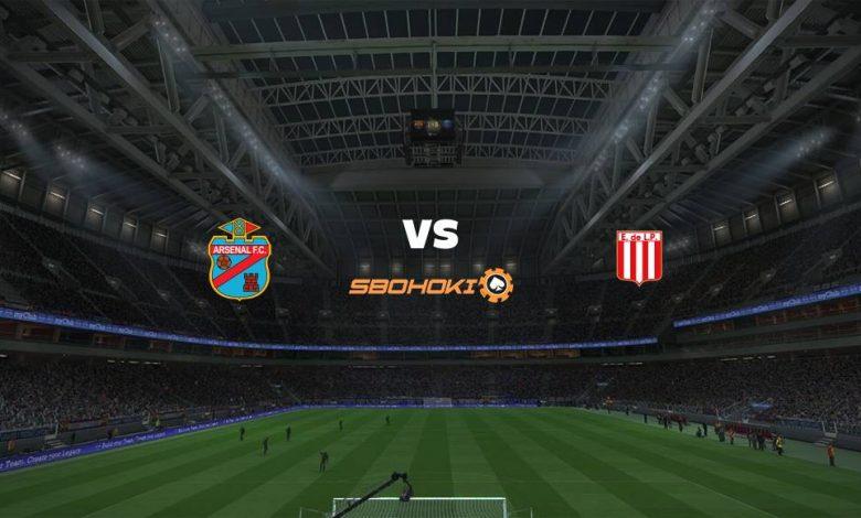 Live Streaming  Arsenal de Sarandí vs Estudiantes de La Plata 7 Maret 2021 1