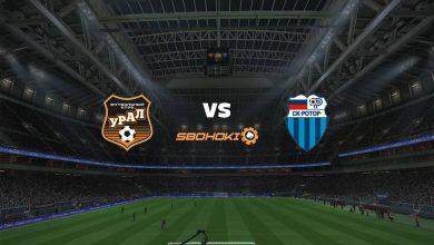 Photo of Live Streaming  FC Ural Ekaterinburg vs FC Rotor Volgograd 13 Maret 2021