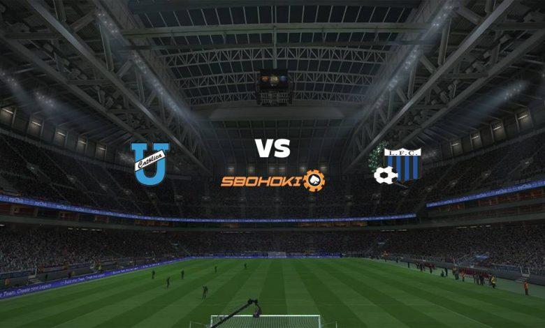 Live Streaming  Universidad Católica (Quito) vs Liverpool Futbol Club 3 Maret 2021 1