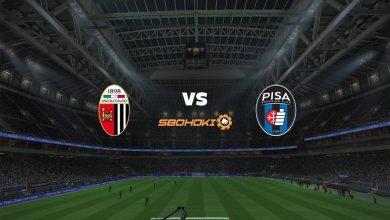 Photo of Live Streaming  Ascoli vs Pisa 2 Maret 2021