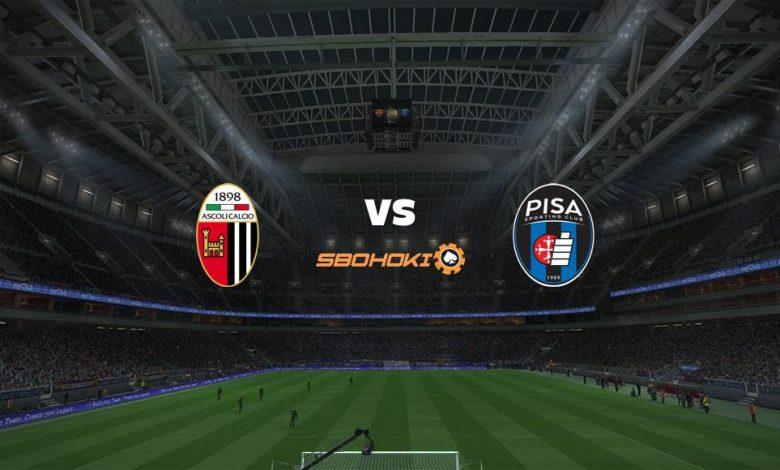 Live Streaming  Ascoli vs Pisa 2 Maret 2021 1