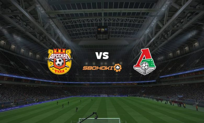 Live Streaming  FC Arsenal Tula vs Lokomotiv Moscow 8 Maret 2021 1