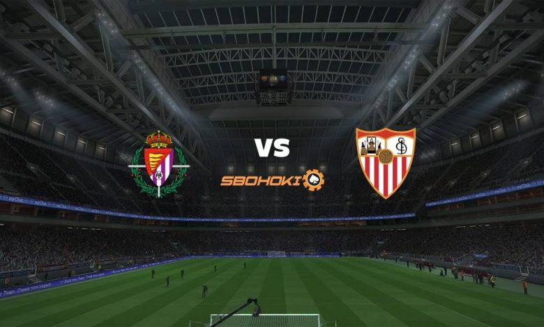 Live Streaming  Valladolid vs Sevilla 20 Maret 2021 1