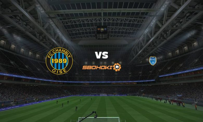 Live Streaming  FC Chambly vs Troyes 2 Maret 2021 1