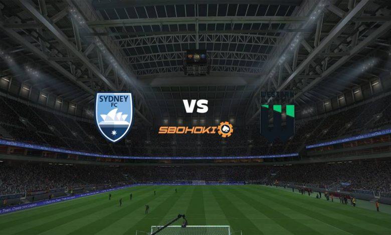 Live Streaming  Sydney FC vs Western United 10 Maret 2021 1