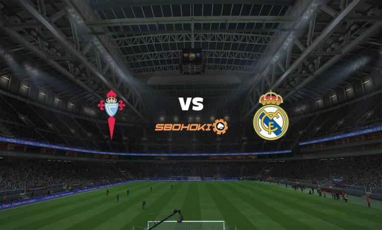 Live Streaming  Celta Vigo vs Real Madrid 20 Maret 2021 1