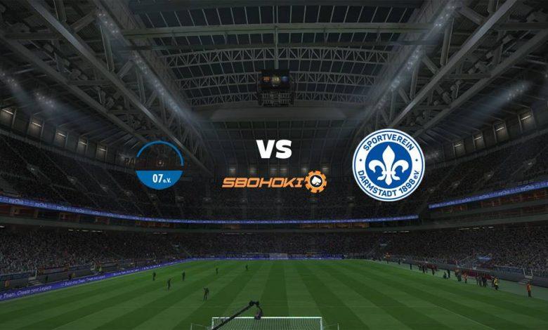 Live Streaming  SC Paderborn 07 vs SV Darmstadt 98 5 Maret 2021 1