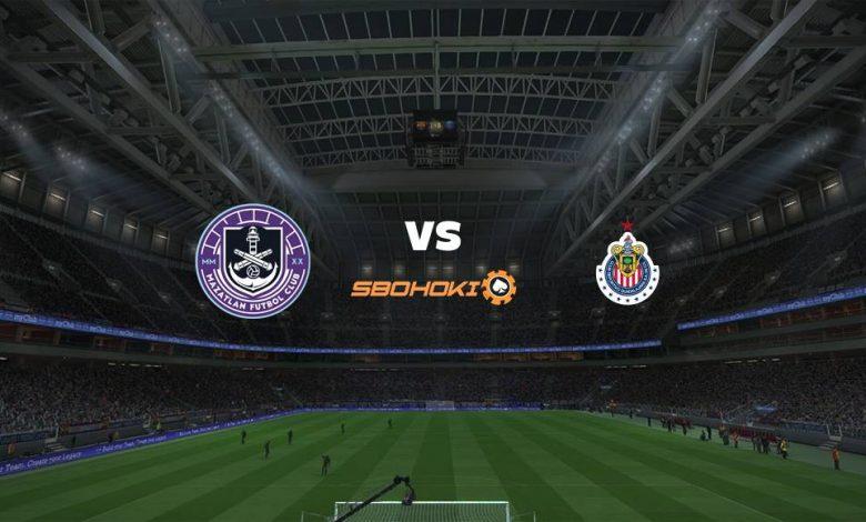Live Streaming  Mazatlán FC vs Chivas Guadalajara 7 Maret 2021 1