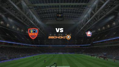 Photo of Live Streaming  GFC Ajaccio vs Lille 7 Maret 2021