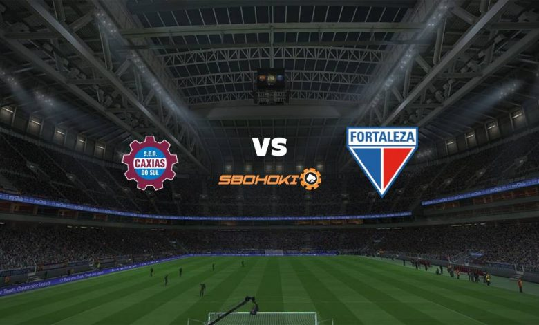 Live Streaming  Caxias do Sul vs Fortaleza 17 Maret 2021 1