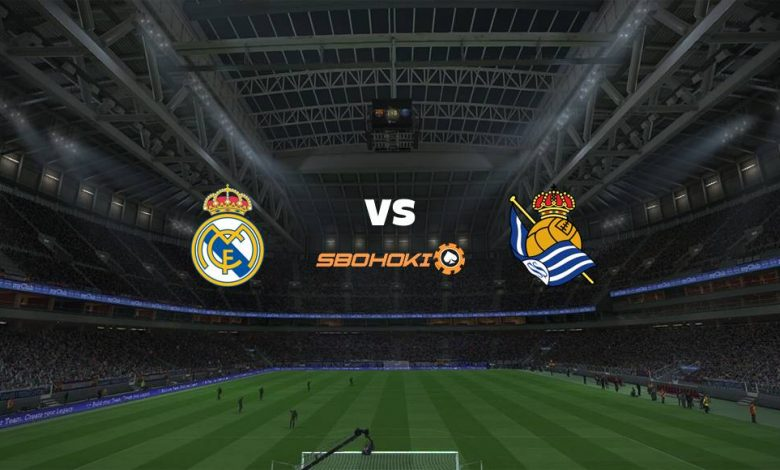 Live Streaming  Real Madrid vs Real Sociedad 1 Maret 2021 1