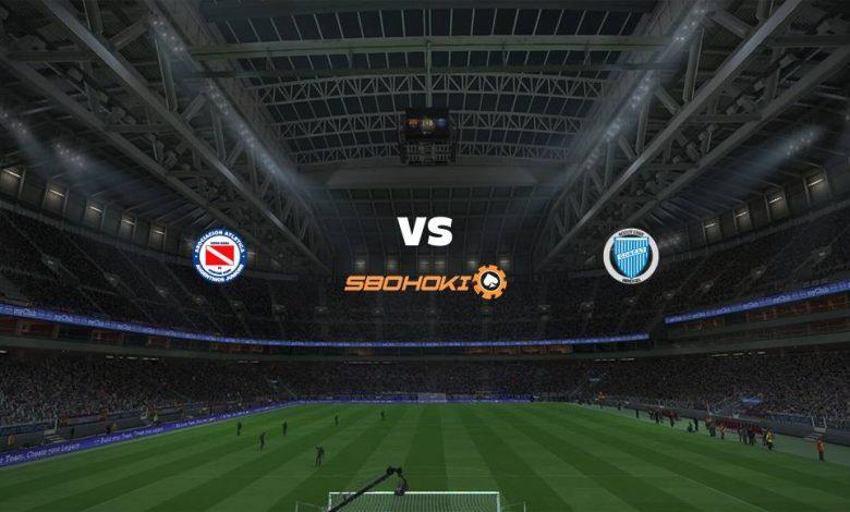 Live Streaming  Argentinos Juniors vs Godoy Cruz Antonio Tomba 13 Maret 2021 1