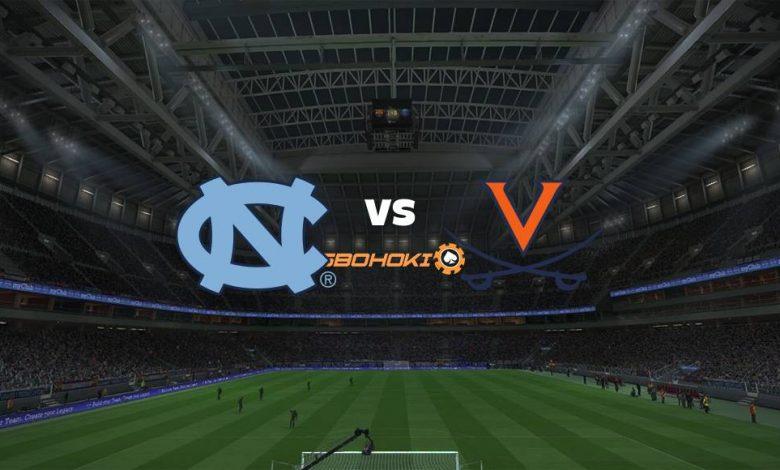 Live Streaming  North Carolina vs Virginia 14 Maret 2021 1
