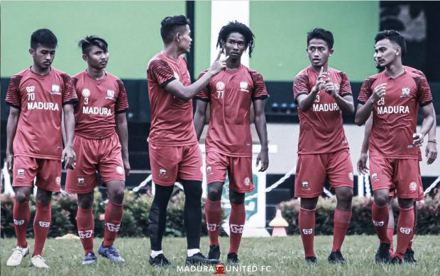 Lawan Persebaya, Madura United Siap Turunkan Bintang Muda 1