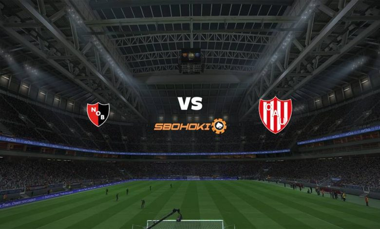 Live Streaming  Newell's Old Boys vs Unión (Santa Fe) 19 Maret 2021 1