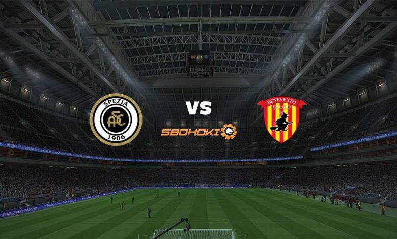 Live Streaming  Spezia vs Benevento 6 Maret 2021 1
