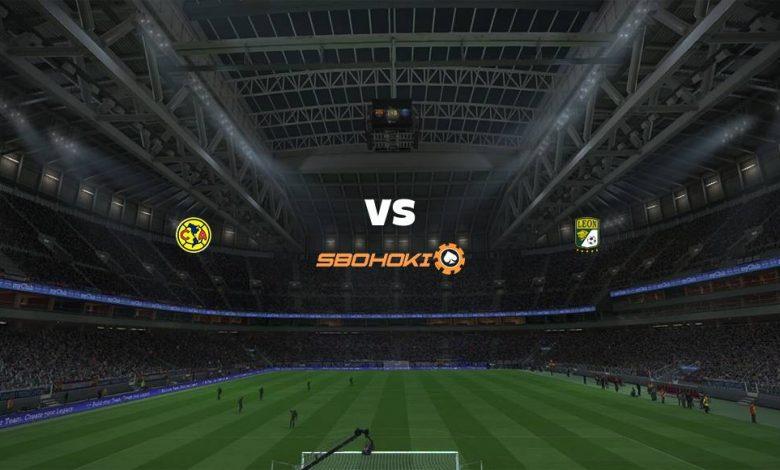 Live Streaming  América vs León 7 Maret 2021 1