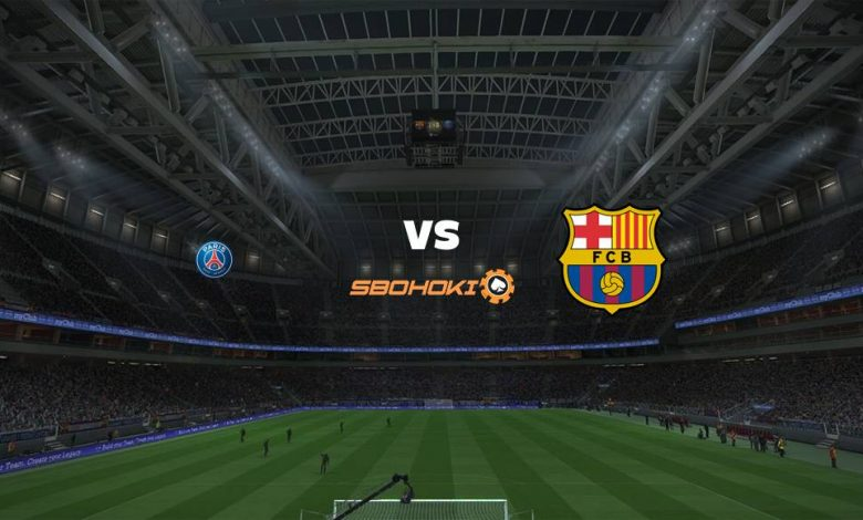 Live Streaming  Paris Saint-Germain vs Barcelona 10 Maret 2021 1