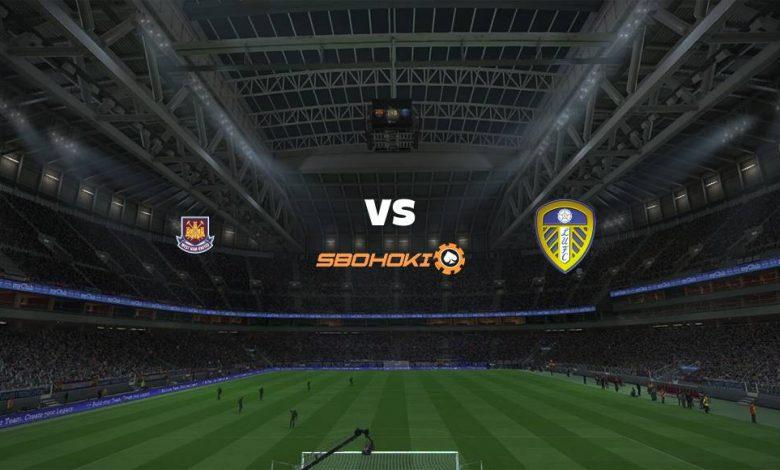 Live Streaming  West Ham United vs Leeds United 8 Maret 2021 1
