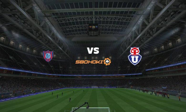 Live Streaming  San Lorenzo vs Universidad de Chile 18 Maret 2021 1