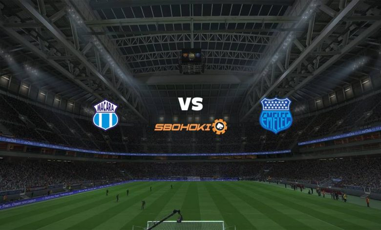 Live Streaming  Macará vs Emelec 12 Maret 2021 1