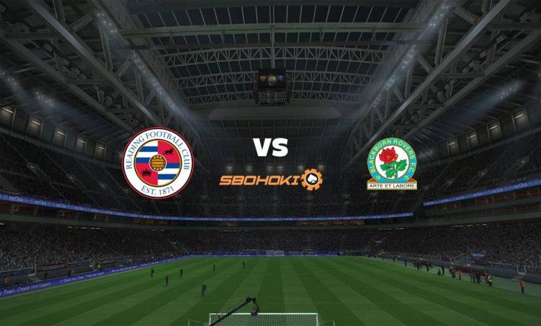 Live Streaming  Reading vs Blackburn Rovers 2 Maret 2021 1