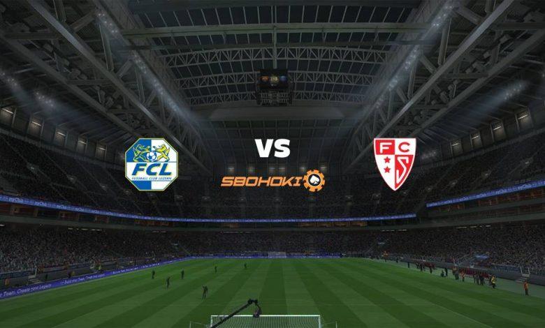 Live Streaming  FC Luzern vs FC Sion 21 Maret 2021 1