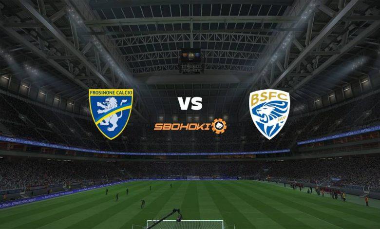 Live Streaming  Frosinone vs Brescia 13 Maret 2021 1