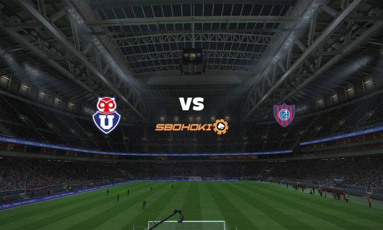 Live Streaming  Universidad de Chile vs San Lorenzo 11 Maret 2021 1