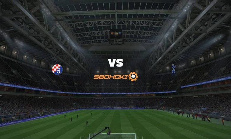 Live Streaming  Dinamo Zagreb vs Tottenham Hotspur 11 Maret 2021 1