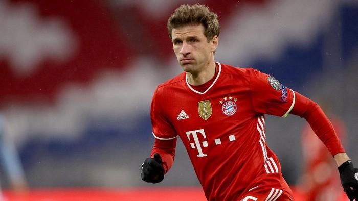 Thomas Mueller Belum Tentu Bertahan di Bayern Munich 1