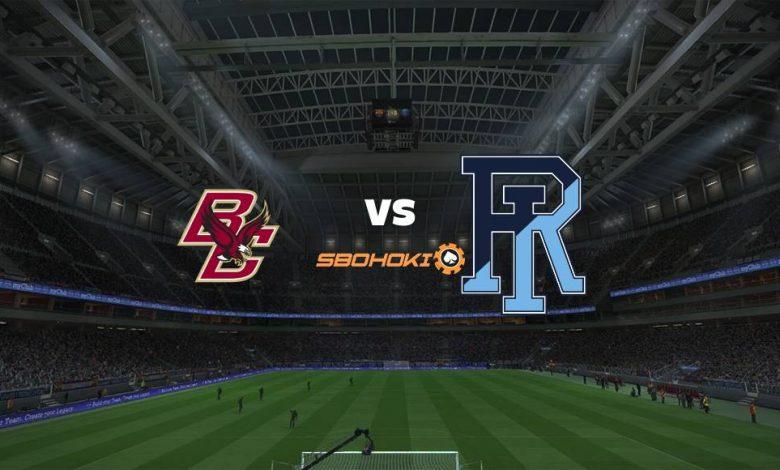 Live Streaming  Boston College Eagles vs Rhode Island 4 Maret 2021 1