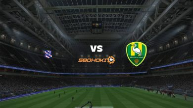 Photo of Live Streaming  Heerenveen vs ADO Den Haag 6 Maret 2021