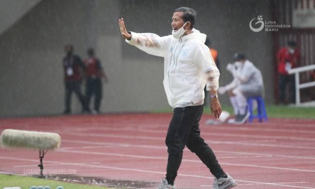 Djanur Berharap Barito Putera Jaga Semangat Tempur di Babak Gugur Piala Menpora 1