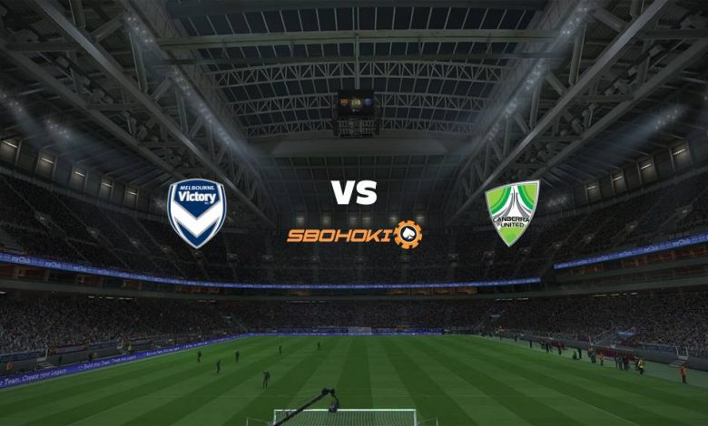 Live Streaming  Melbourne Victory Women vs Canberra United Women 14 Maret 2021 1