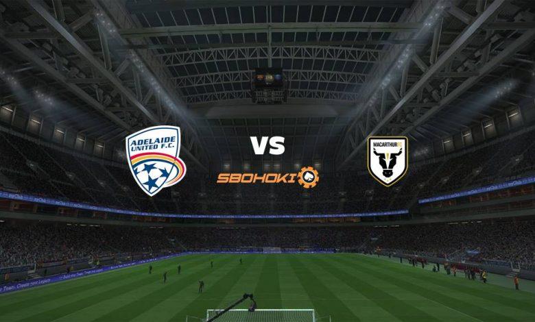 Live Streaming  Adelaide United vs Macarthur FC 5 Maret 2021 1