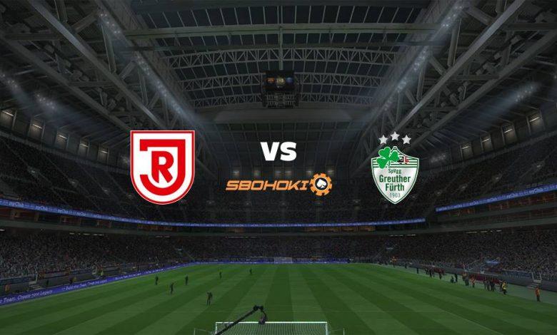 Live Streaming  SSV Jahn Regensburg vs SpVgg Greuther Furth 13 Maret 2021 1