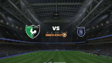 Photo of Live Streaming  Denizlispor vs Istanbul Basaksehir 21 Maret 2021