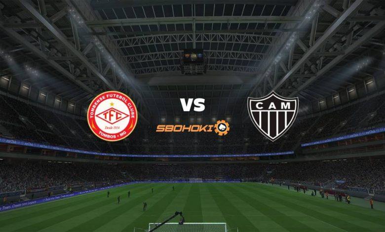 Live Streaming  Tombense vs Atlético-MG 5 Maret 2021 1
