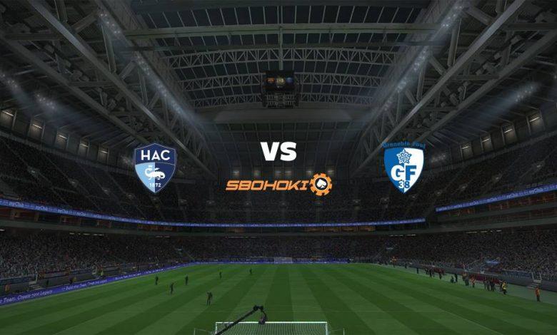 Live Streaming  Le Havre AC vs Grenoble 2 Maret 2021 1